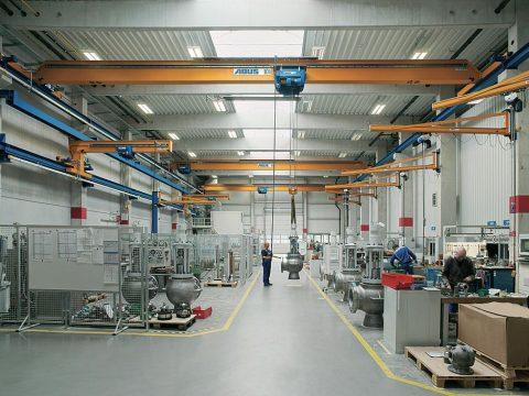 Ciriex ABUS-Movimentação de Cargas e Logística Intermach