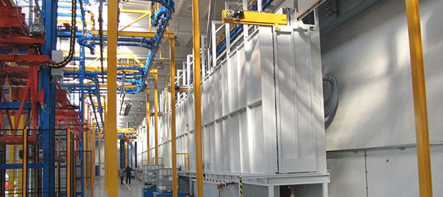 Euroimpianti expõe equipamentos para pintura eletrostática que prometem baixo consumo de energia