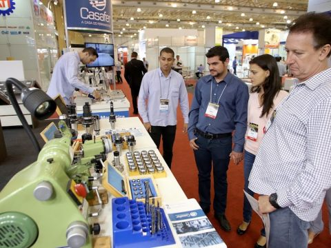 Feira Automacao Industrial Intermach
