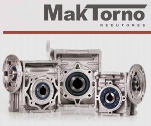 Com mais de 30 anos de experiência no mercado, aMaktorno Redutoresapresentará na Intermach a sua linha de Redutores, Motoredutores e soluções para a indústria de automação