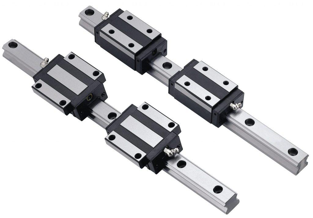 OBR demonstra na Intermach as vantagens das guias lineares com cromo duro, resistentes à corrosão, e dos isoladores de vibração, eficientes em diferentes superfícies