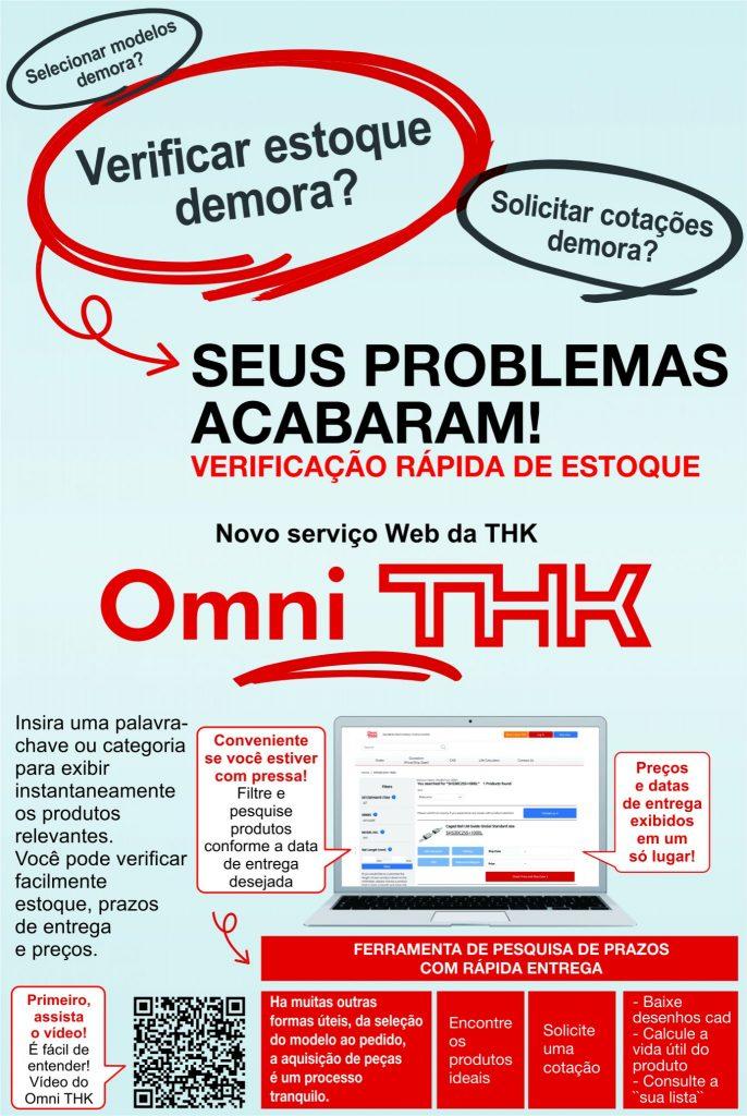 THK lança plataforma web